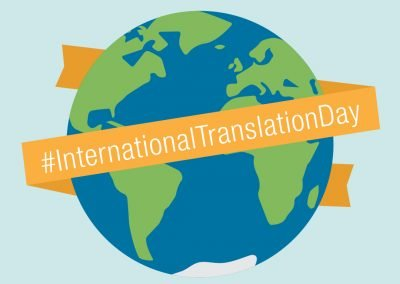 ATA International Translations Day Motion Graphic